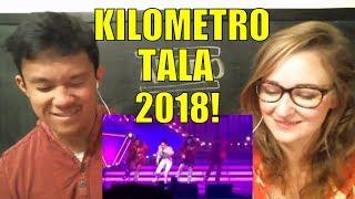 Sarah Geronimo ー Kilometro / Tala (The 2nd ASEAN-Japan Music Festival)日・ASEAN音楽祭 REACTION