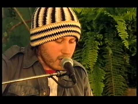 Badly Drawn Boy, Stone On The Water, acoustic, live at Glastonbury 2000