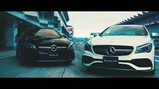 Mercedes-AMG CLA 45 4MATIC Racing Edition