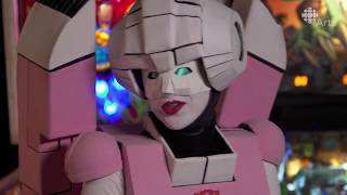 The Cybertronic Spree: Transformers party rock!!