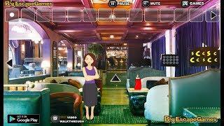 Big Little Girl Restaurant Escape Walkthrough [BigEscapeGames]