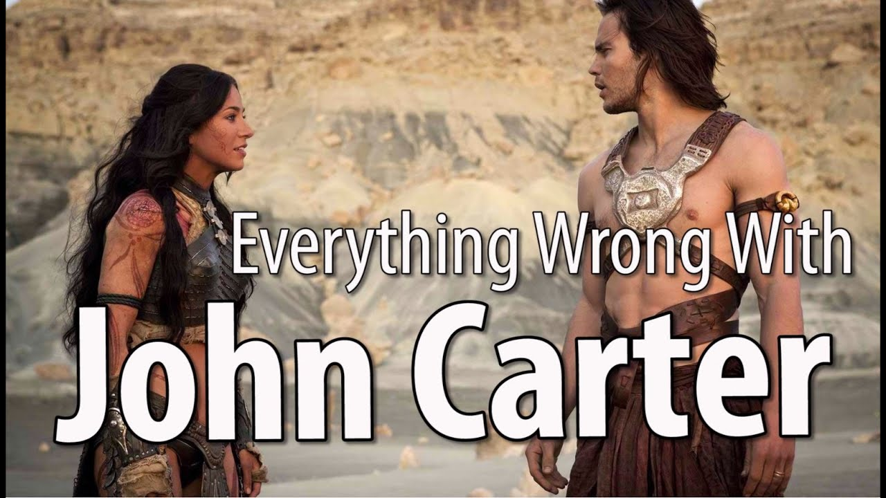 Download Everything Wrong With John Carter In 15 Minutes Or Less