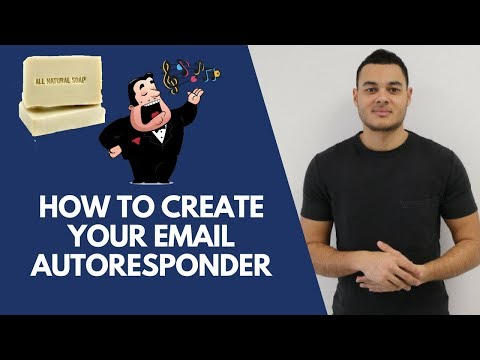 Autoresponder Email Template  - Russell Brunson's Soap Opera Sequence Method
