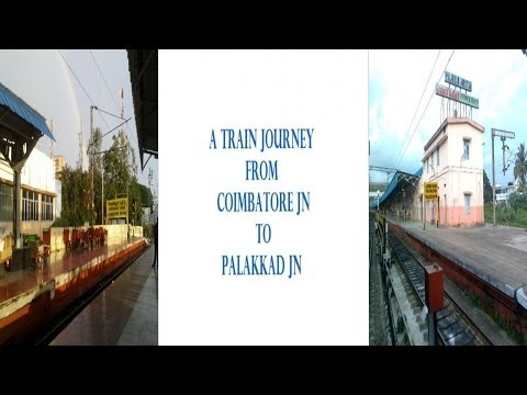 Coimbatore to Palakkad: Full Journey Compilation