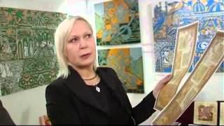 """III Художественный Форум """"Традиционное искусство"""" ( Дом Кино ) Москва 2013 год"""