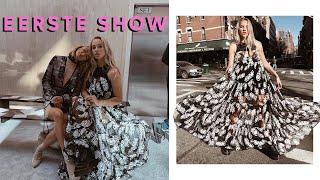 MIJN EERSTE SHOW | NYC #2