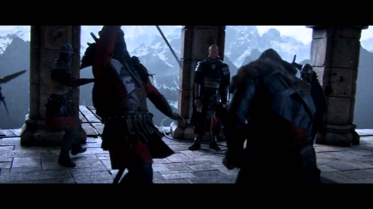 Assassin's Creed Revelations - E3 Trailer - YouTube
