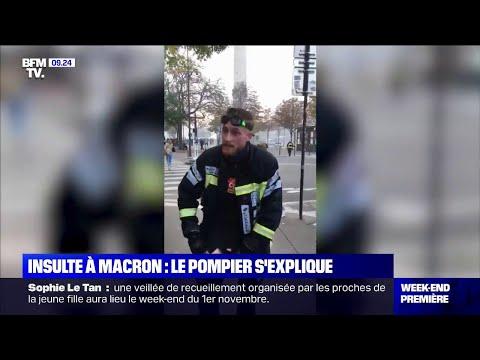 Le pompier qui