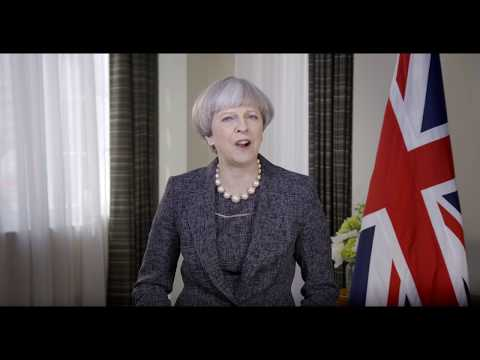 Theresa May: Together, we can make a success of Brexit