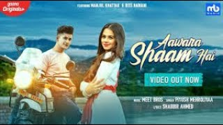 awara-shaam-hai-full-song-ft--hariom-tripathi-aby-music