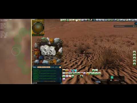 엔트로피아 유니버스(Entropia Universe) 몬리아 마이닝(Monria mining)