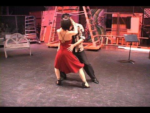 Tango Nuevo - Apologize
