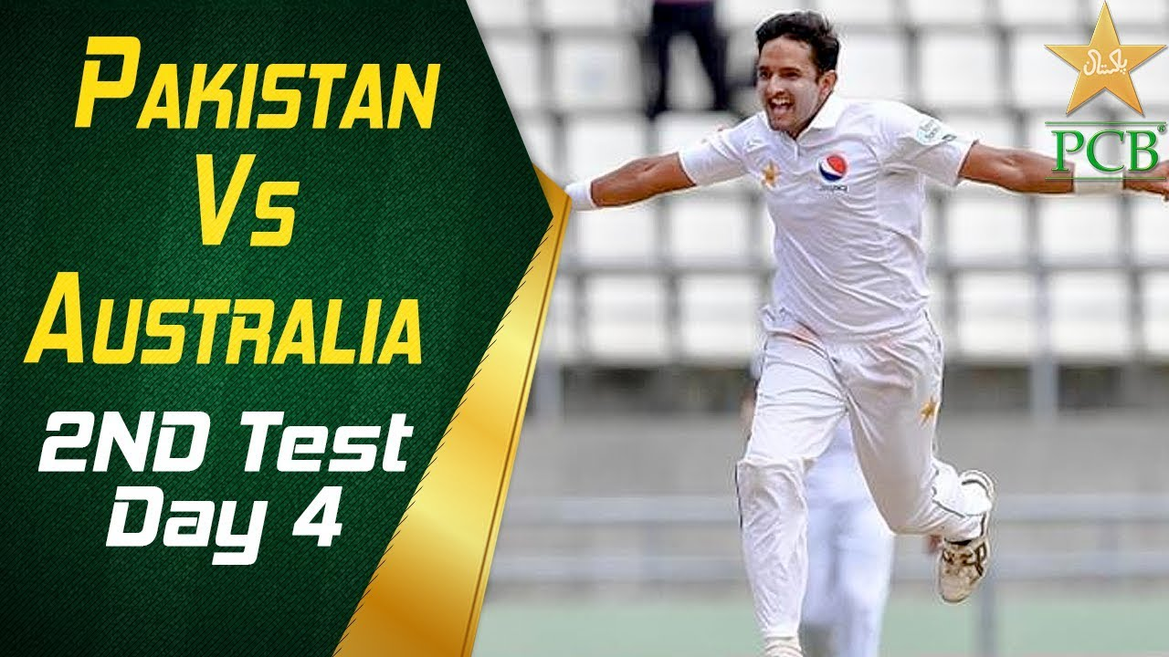 Pakistan Vs Australia | Highlights | 2nd Test Day 4 | PCB