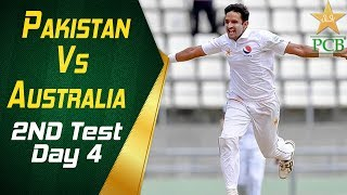 Pakistan Vs Australia | Highlights 2nd Test Day 4