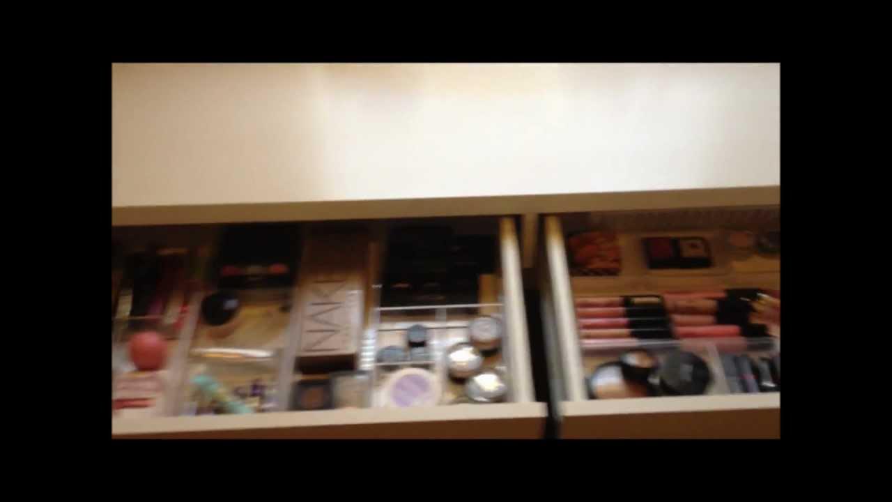 MakeUp Desk Ikea Micke MALM ALTERNATIVE
