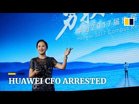 Huawei CFO Sabrina Meng Wanzhou, Daughter Of Founder, Arrested In Canada At Request Of US Government