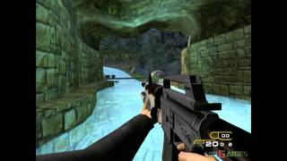 Conspiracy: Weapons of Mass Destruction - Gameplay Xbox HD 720P