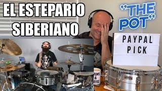 Drum Teacher Reacts: EL ESTEPARIO SIBERIANO   Tool - ''The Pot'' (2021 Reaction)