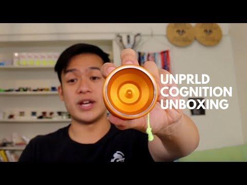 Unprld: Cognition Unboxing