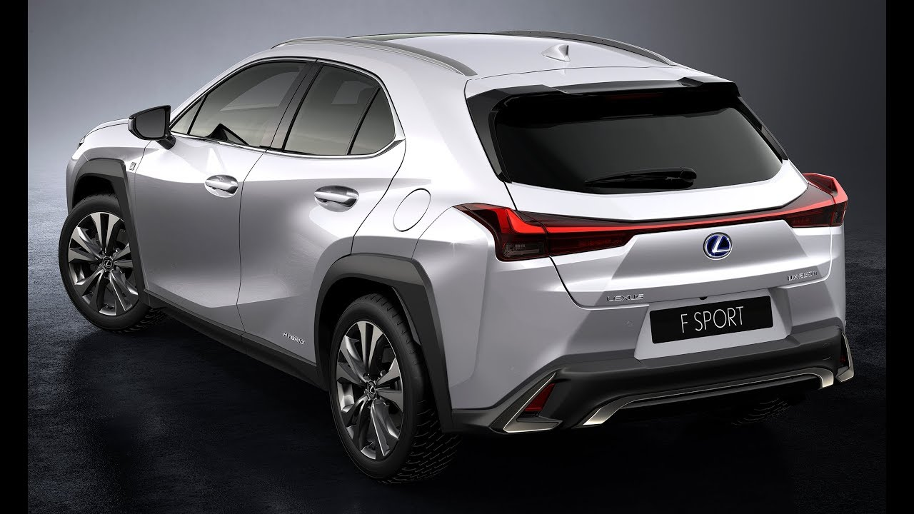 2019 lexus ux ready to fight bmw x1 audi q3 youtube. Black Bedroom Furniture Sets. Home Design Ideas