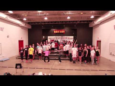 Harlem Shake - Baauer (Hurricane Red Hot Show Choir Edition)