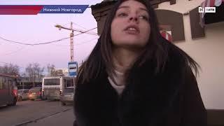 Массовая авария произошла в центре Нижнего Новгорода