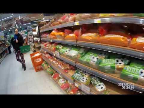 Финский супермаркет Prisma. Цены на продукты.