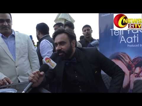 Best wishes by Punjabi Singer and Actor Babbu Maan !!on News21tv !!