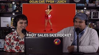 Doja Cat, Tyga - Juicy (Official Video) (Reaction)