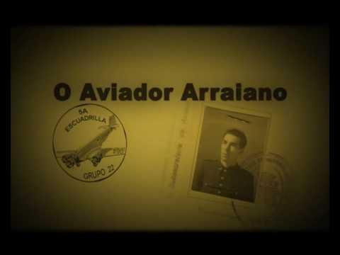 Documental. Elixio Rodriguez. O aviador arraiano