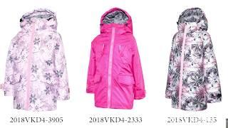 Обзор стильной демисезонной куртки парка на девочку от TM Be easy из мембранной ткани