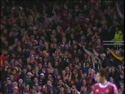 Champions League 2000/01. Arsenal -  FC Bayern München 2-2