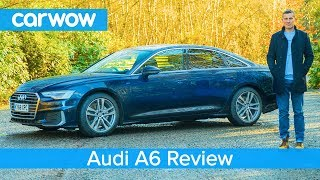 Audi A6 2019 in-depth review | carwow Reviews