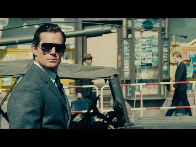 The Man from U.N.C.L.E. – Official Trailer 1 [HD]