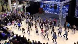 the cutest flashmob proposal ever
