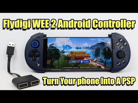 Flydigi WEE 2 Android Controller Review - Turn Your Phone Into A PSP With This Gamepad