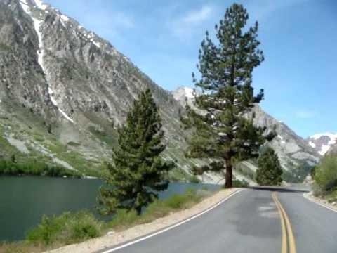 Highway 395 and Yosemite