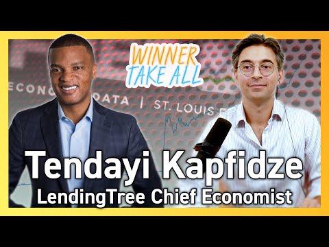 Lending Tree Chief Economist, Tendayi Kapfidze on Asset Price Inflation, GDP Growth, and Stimulus