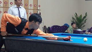 Đỗ Nguyễn Trung Hậu vs Dương Thành Luân. Billiards Út Nhi