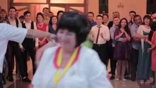 Танец папы и дочери на свадьбе Алсу Яхина и Фаннур Юскаев