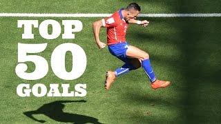 Alexis sánchez - top 50 goals ever [hd]