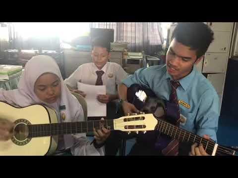 Syafa Wany & Ku Faiz - Gelora Hatiku (Guitar)