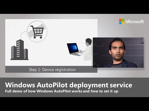 Introducing Windows Autopilot deployment