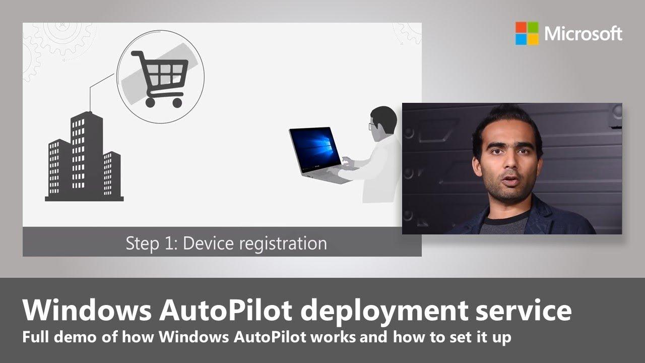 Introducing Windows Autopilot deployment