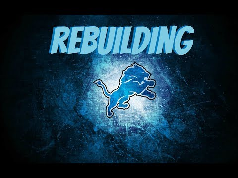Rebuilding the Detroit Lions: 99 Offense and 99 Defense