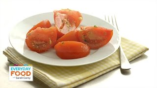Tomato-jalapeno Salad - Everyday Food With Sarah Carey