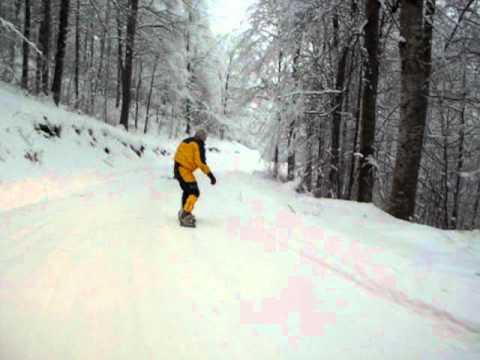 Download peki snowbording extremnija voznja