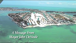 Mayor John DeNeale talks to us about Key Colony Beach in December, 2017
