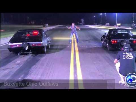 Boxvette vs Nightforce On Memphis Street Outlaws