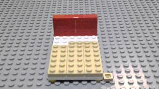 Tutorial (custom Build)-lego Bedroom Set